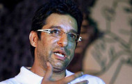 Former Pakistan Cricketer Wasim Akram narrowly escapes a firing on his car in Karachi