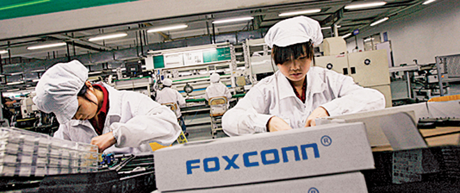 Make in India: Foxconn to invest $5 billion in Maharashtra