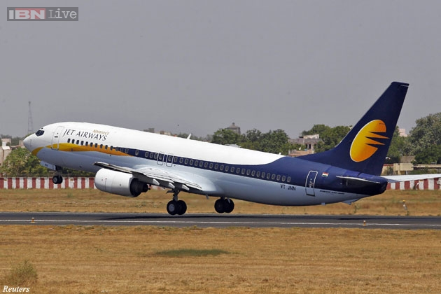 "Aviation Regulator suspends two ""Jet Airways"" pilots"