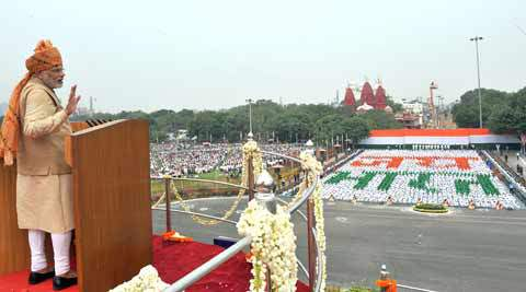 Key announcements from the Prime Minister Narendra Modi's Independence day speech