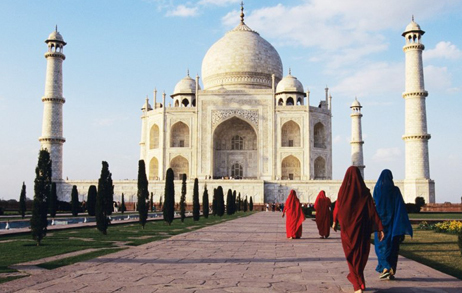 Taj Mahal – World's first Monument to have a Twitter account