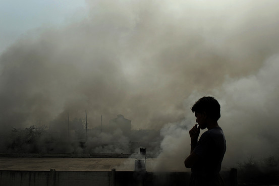 Delhi to record World's largest number of premature deaths due to Air pollution by 2025