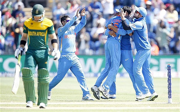 India-A team defeat South Africa in a Twenty20 warm up match at Delhi