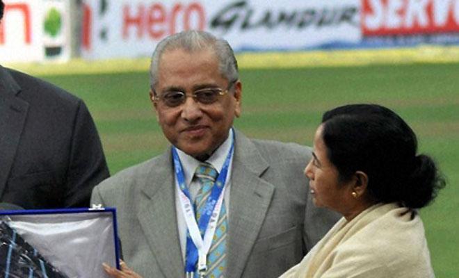 BCCI president Jagmohan Dalmiya admitted into a hospital in Kolkata due to ill-health