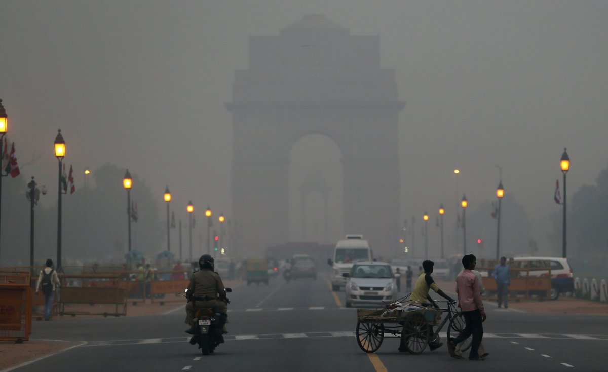Delhi's air quality under poor zone since August 28