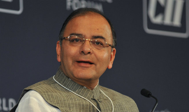 The impact of Global events on Indian Economy is relatively less: Finance Minister Arun Jaitley
