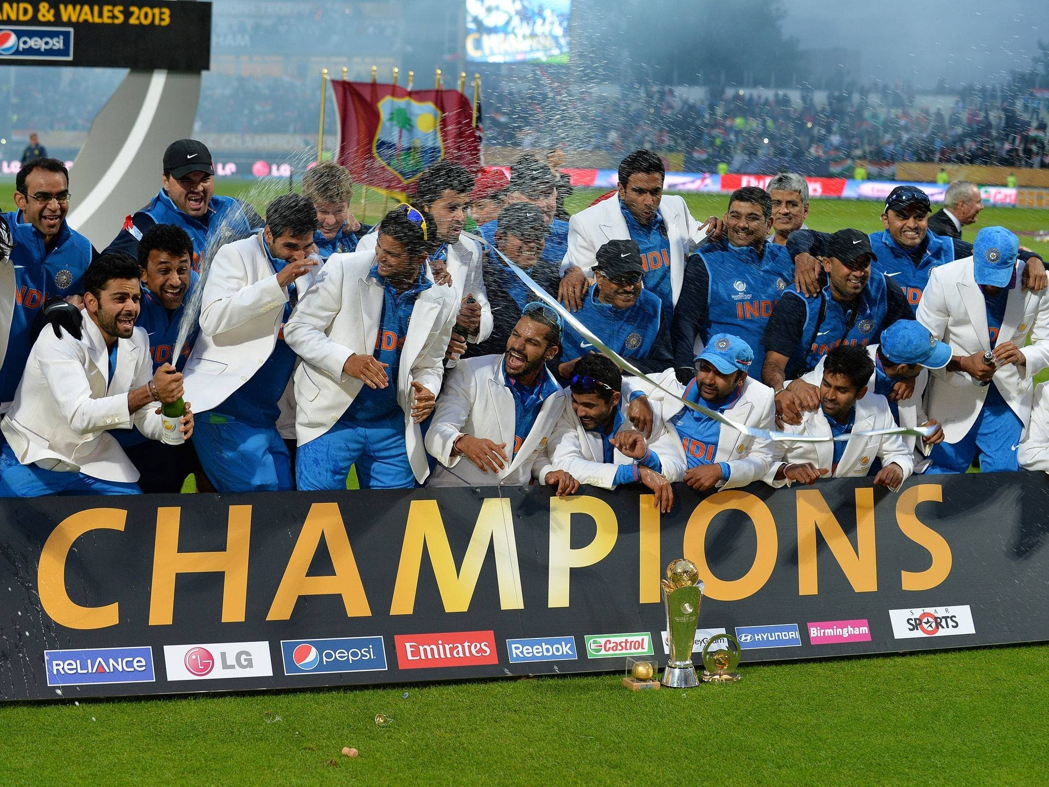 Bangladesh to feature in ICC Champions Trophy 2017