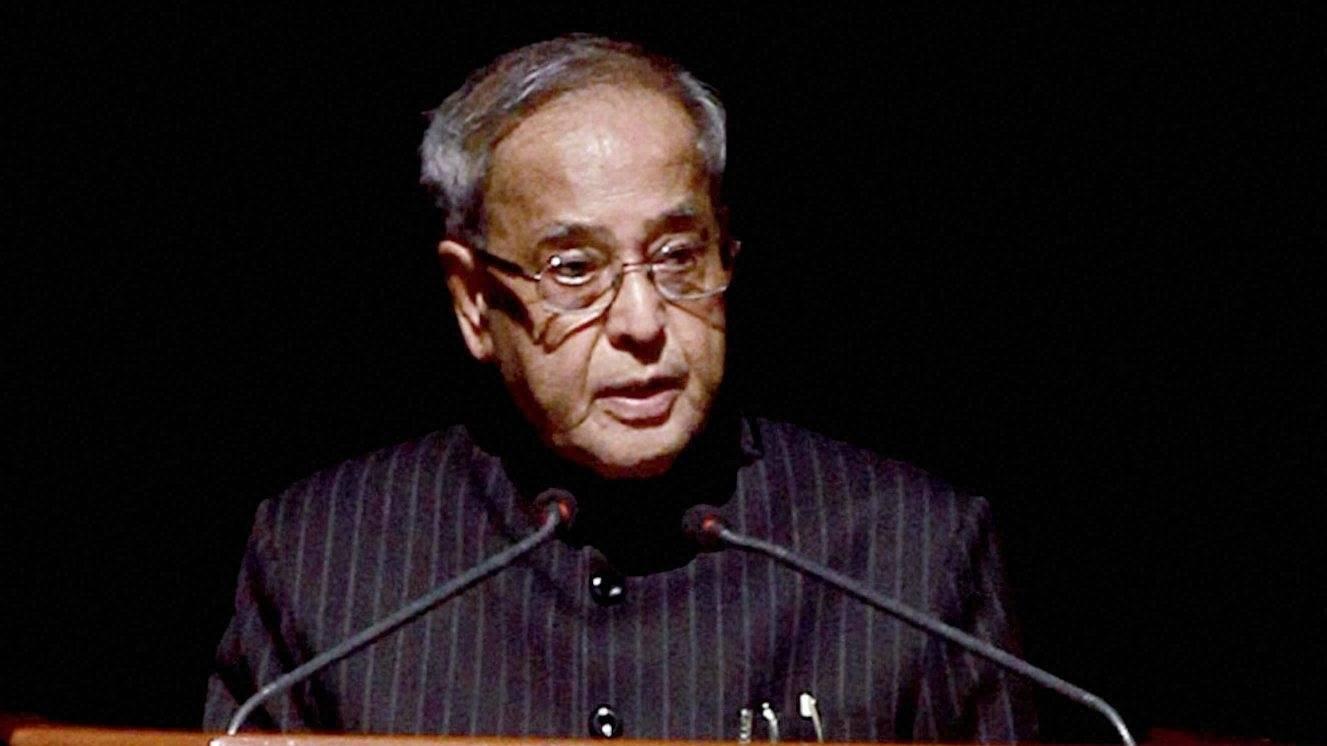 Teacher's day in India; President Pranab Mukherjee presents National awards to Teachers