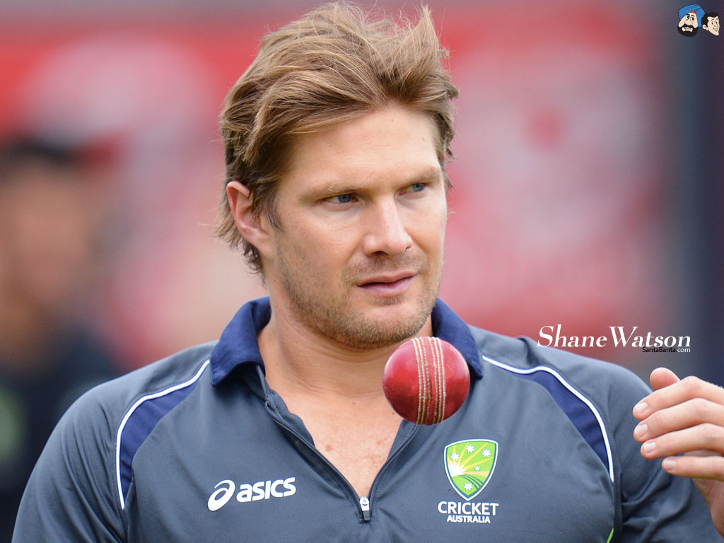 Australian all-rounder Shane Watson retires from Test Cricket