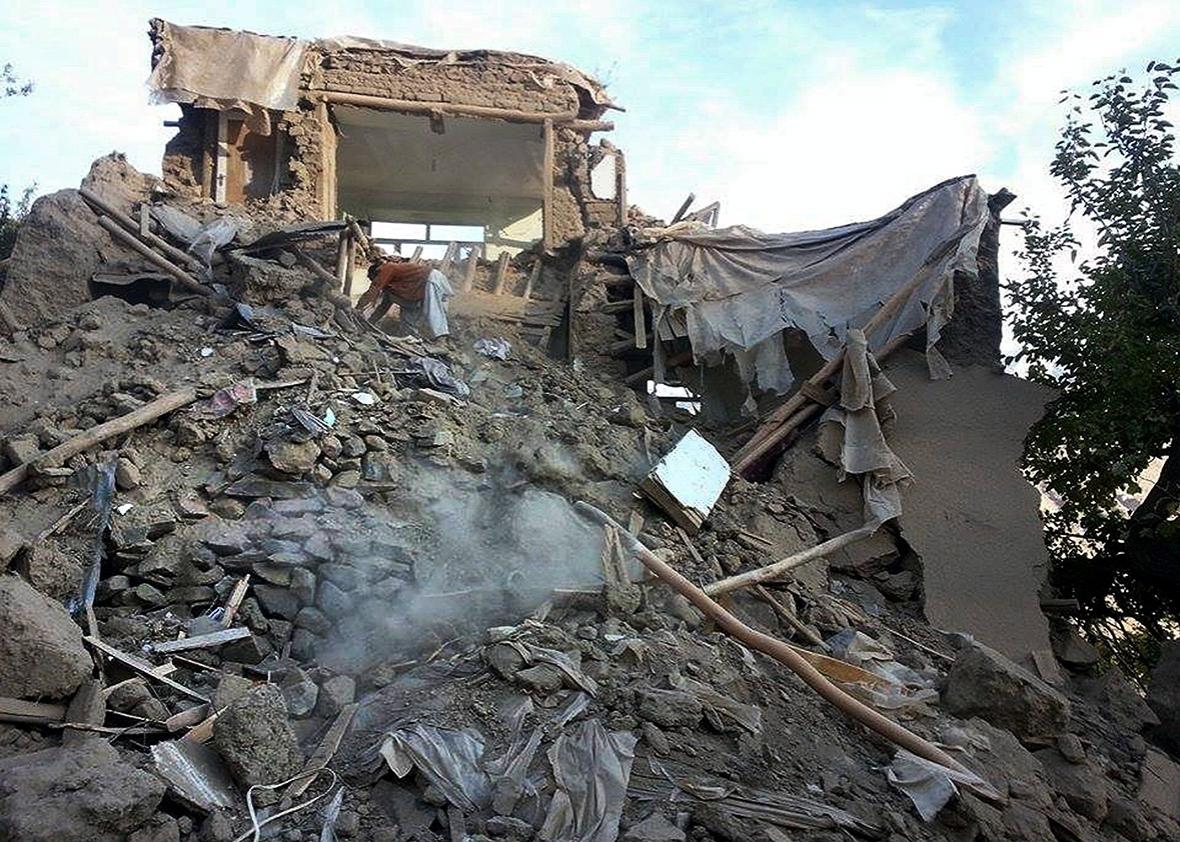 Powerful Earthquake Strikes Afghanistan and Pakistan
