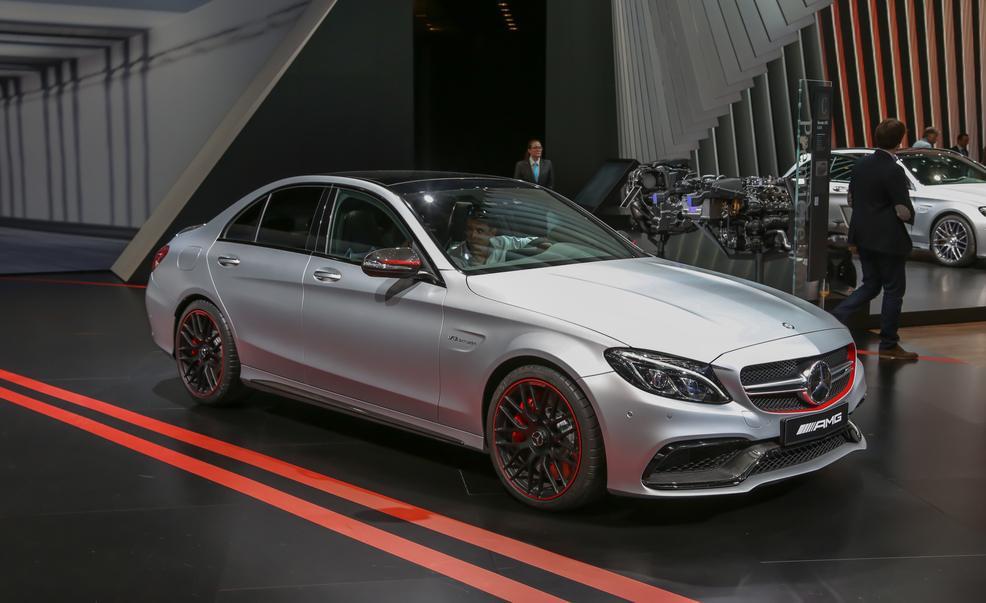 Mercedes 4-Door Supercar that can (sort of) Drive Itself
