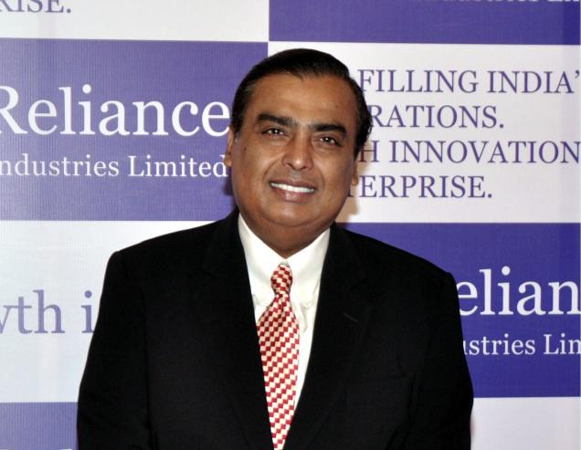 Competition in the Form of Mukesh Ambani for Flipkart and Snapdeal