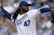 Johnny Cueto Helps Royals Defeat Mets for 2-0 World Series Lead