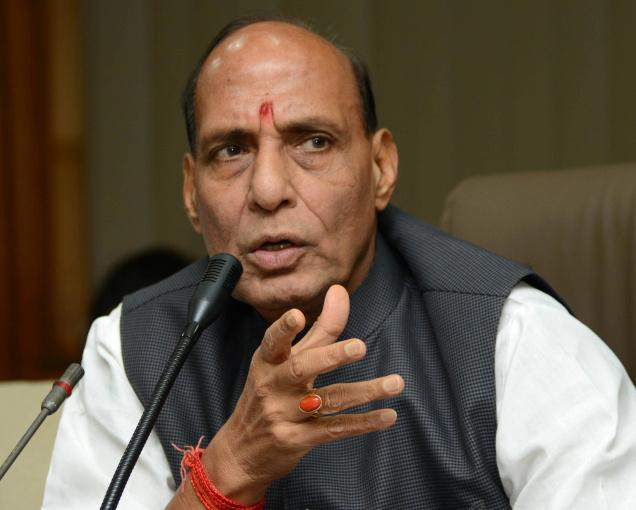 Home Minister Rajnath Singh asks writers to stop returning their awards