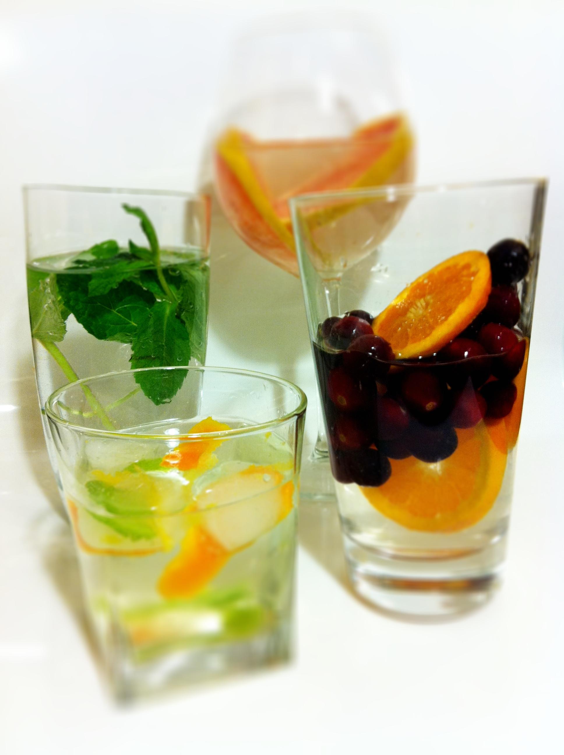 7 Tips to Make Water Taste Better