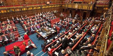UK Lords Powers to be Reviewed