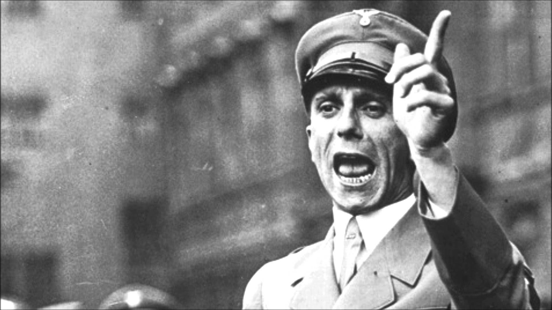 Joseph Goebbels – Hitler's Propaganda Minister