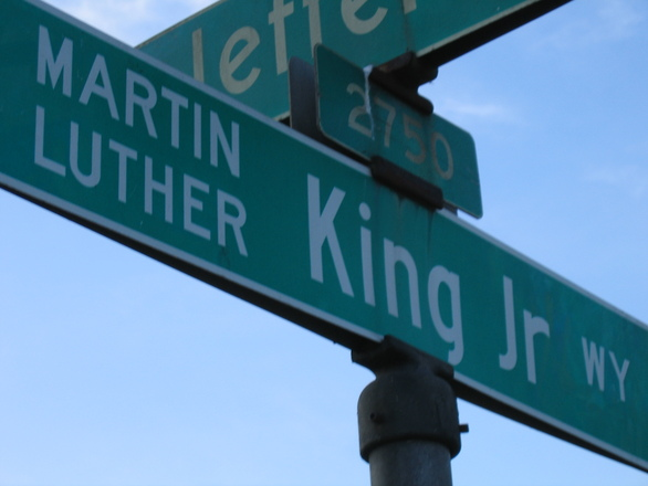 How Right was Martin Luther King?