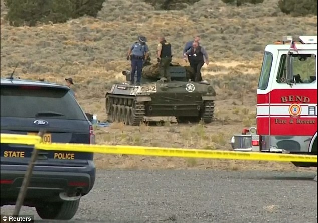 World War II-era Tank Explodes: Two Killed
