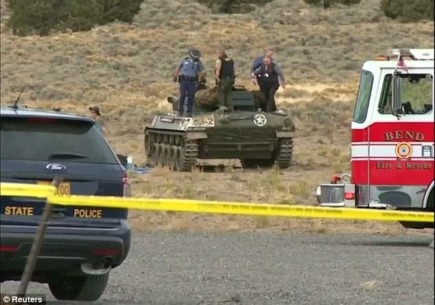 World War II-era Tank Explodes: Two Killed