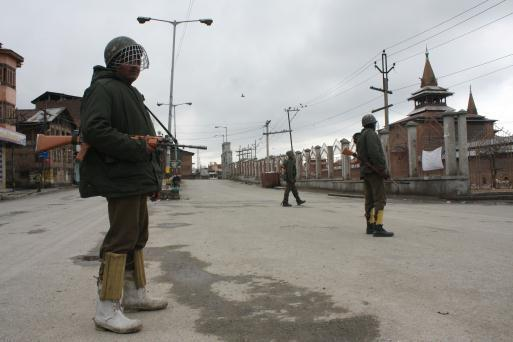 Strike in Kashmir disrupts normal life
