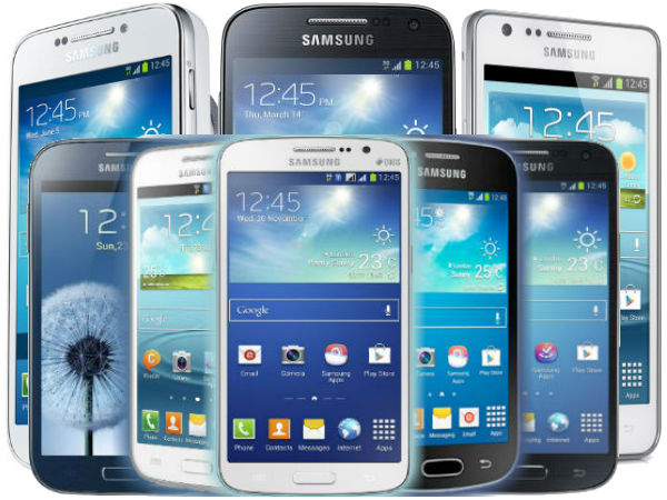 Samsung leads the 4G smartphones market in India: IDC