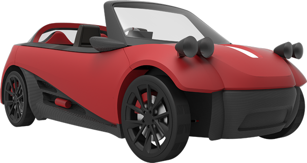 World's First 3D-Printed Cars Could Set You Back $53,000 Each