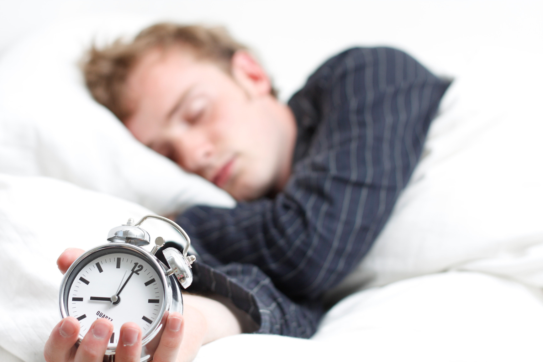 8-Hour Sleepers Less Likely to have Heart Problems