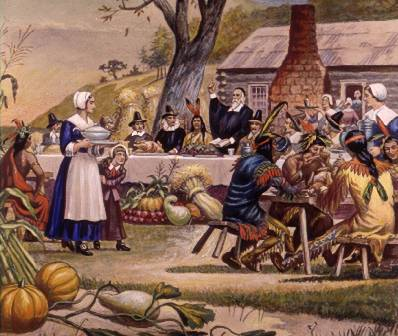 Was Florida Host of the First Thanksgiving?