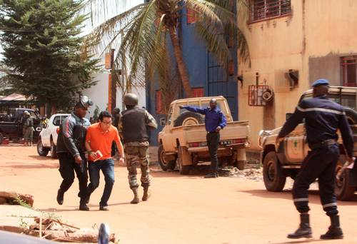 Terrorists attack hotel Radisson Blu in Mali, 27 killed