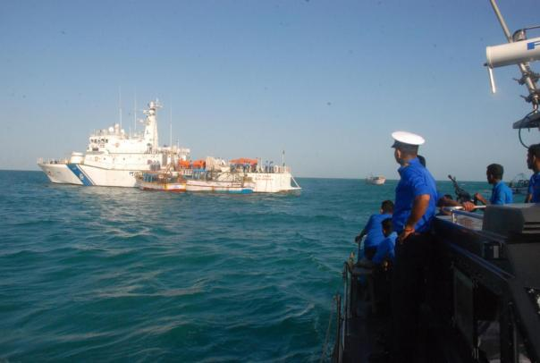 Joint patrolling along the International waters is the best way to stop poaching: Sri Lanka