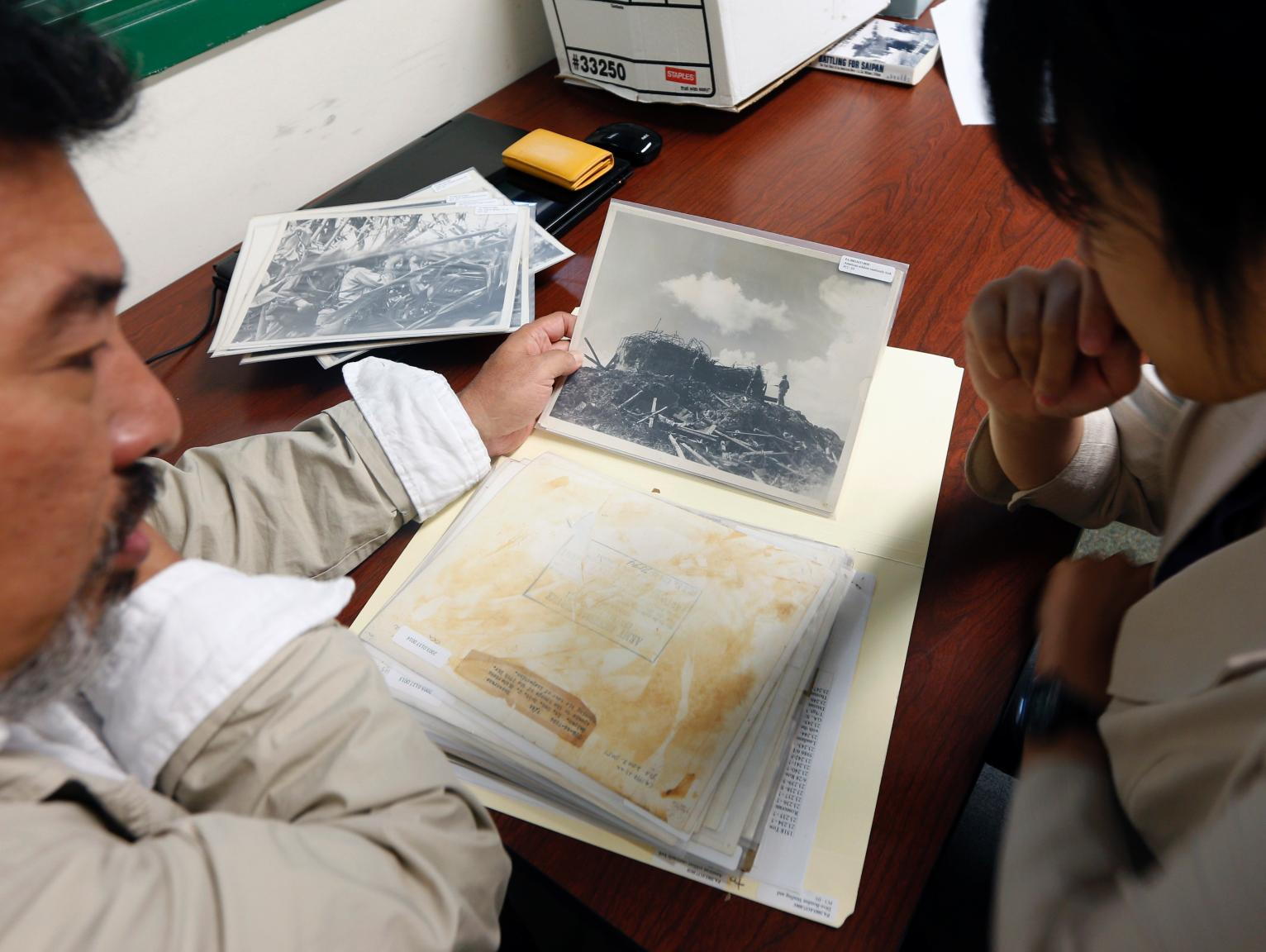 Japanese-Led Team Returning to Saipan to Look for US WWII MIAs