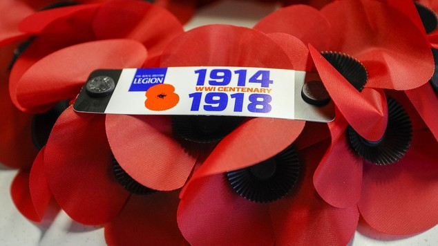 Worldwide Commemorations Mark Armistice Day