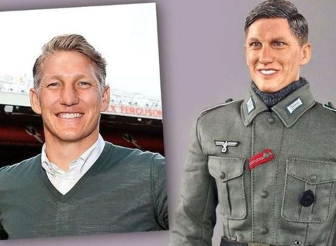 Bastian Schweinsteiger's Lawyers Persue Withdrawal of Nazi Doll Doppelganger
