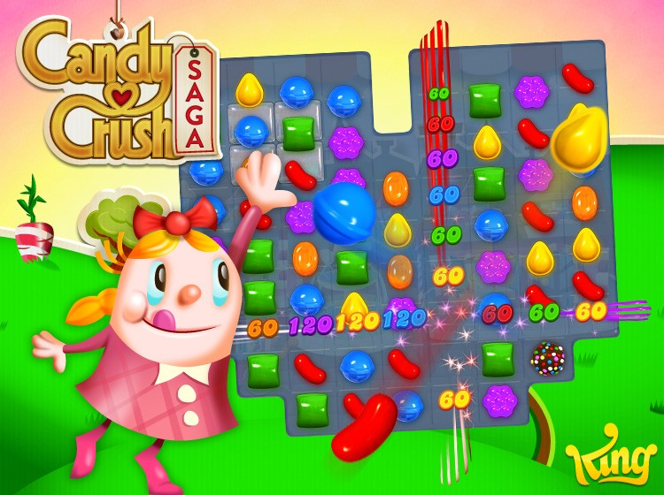 Activision Blizzard Purchases Candy Crush Maker King Digital Entertainment