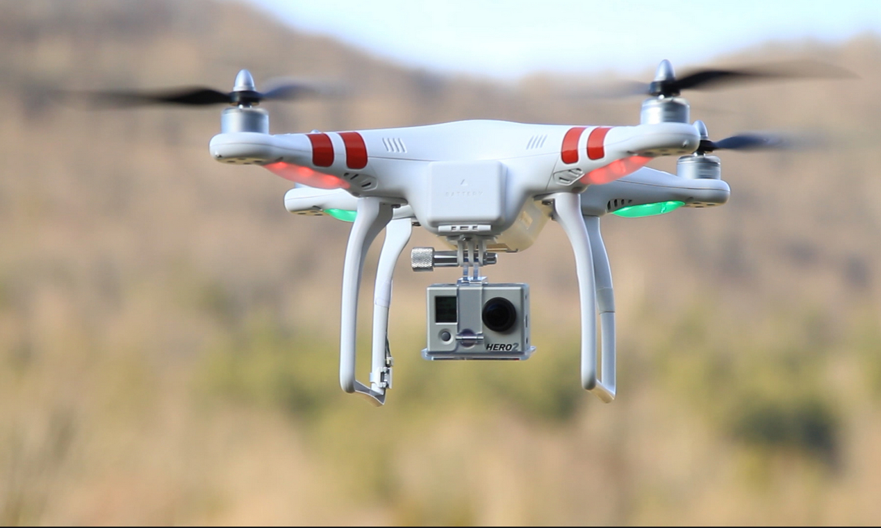 DJI Drone Update Won't Allow Users to Fly in Restricted Airspace
