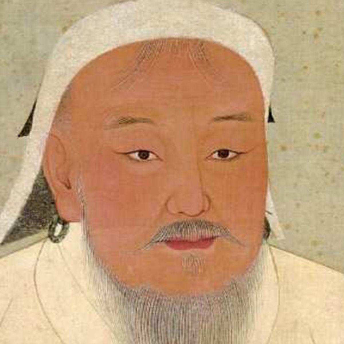 Genghis Khan – Mongol Conquerer