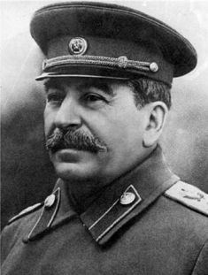 Joseph Stalin – Sovet Union Dictator