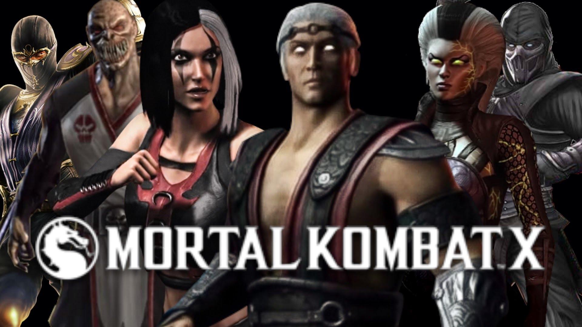 Mortal Kombat X News: Kombat Pack 2 DLC