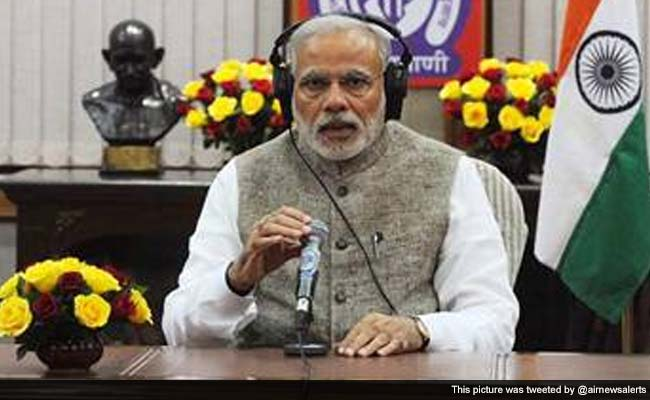 Prime Minister Narendra Modi's next edition of 'Mann ki Baat' on November 29