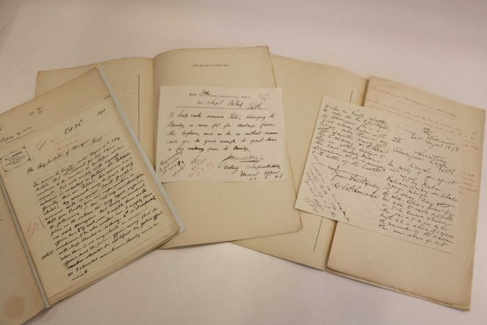 Noongar Letters Offer Insight into History of Aborigines