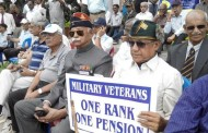 Government issues Gazette on 'One Rank One Pension'