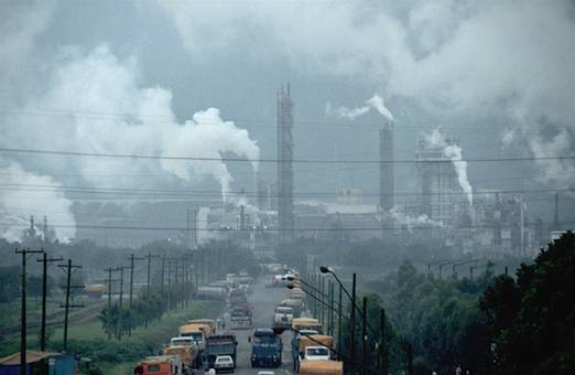 Health Risks for Women with Diabetes Increased by Air Pollution
