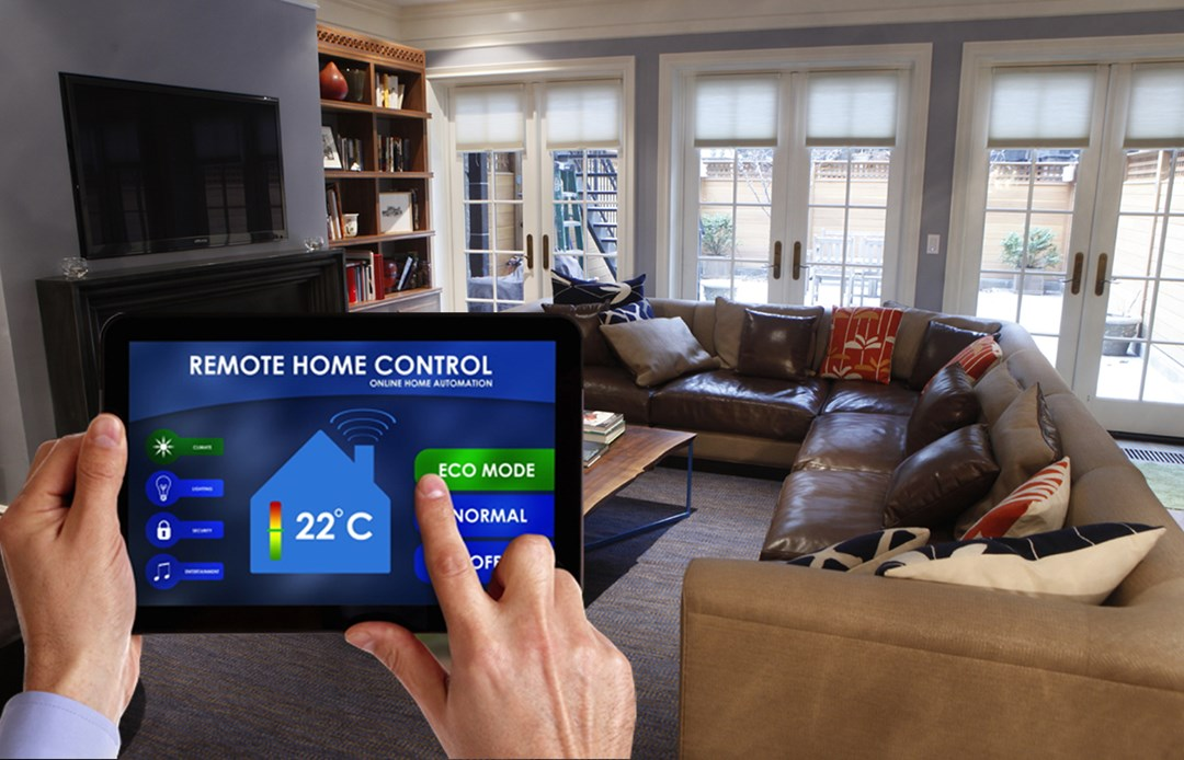 Smart Home Technology to Increase Effeciency