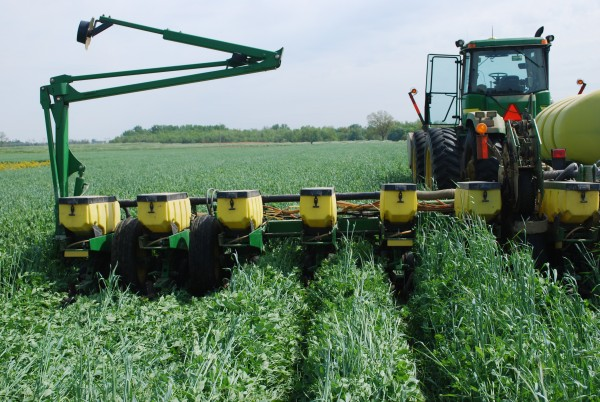 Applying Technology to Agriculture
