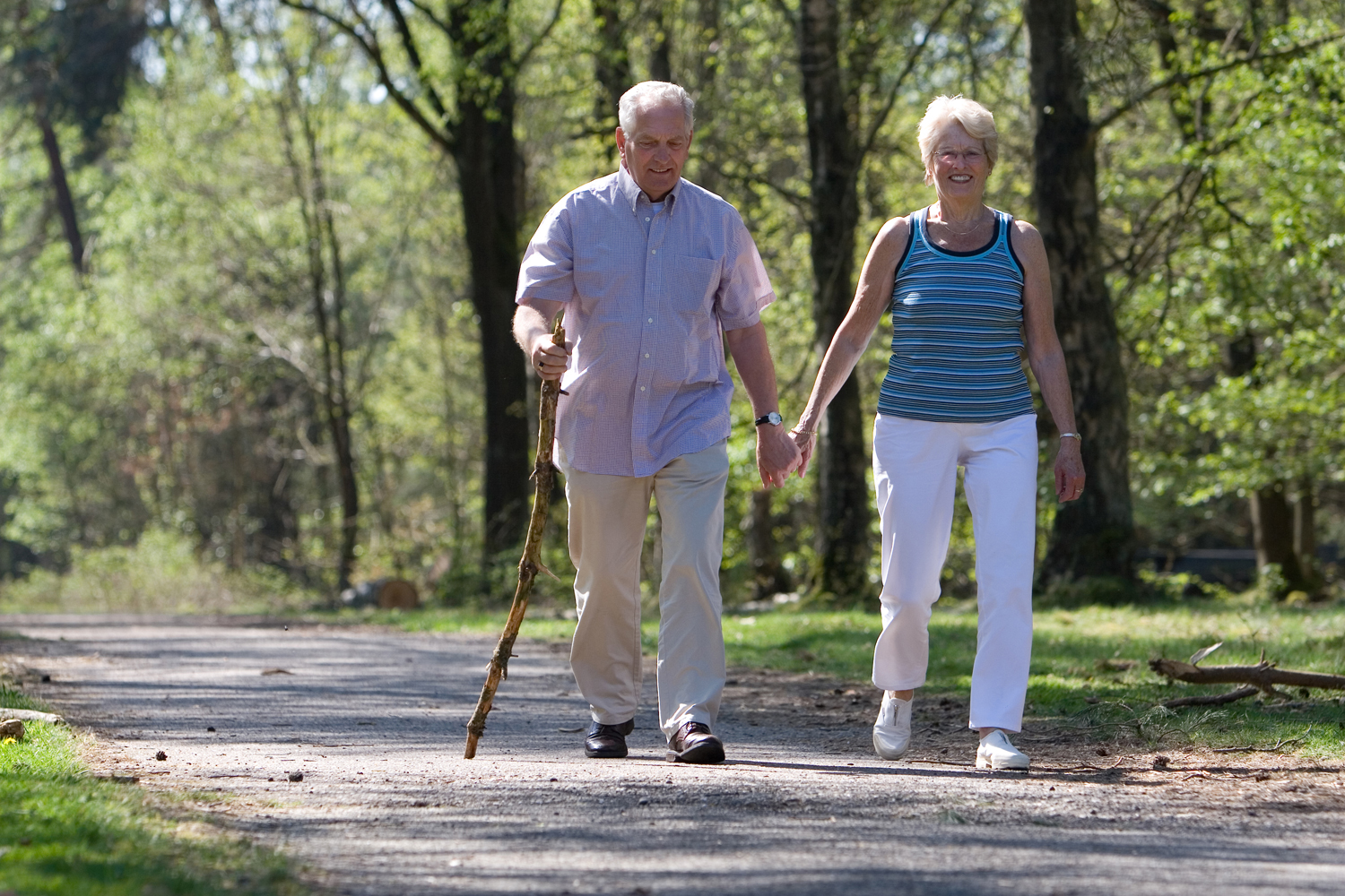 Walking Speed Connected to Lower Risk of Heart Disease in Older Adults