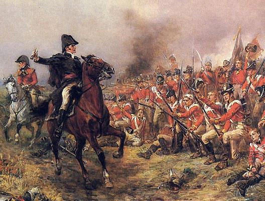The Battle of Waterloo: Napoleon vs Wellington