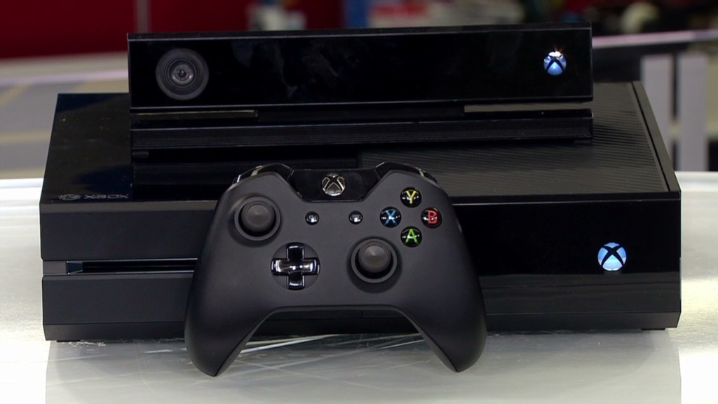 Xbox One Update Puts Spotlight Back on Gaming