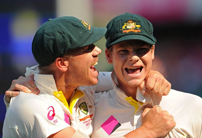 David Warner may lead the Australian team against India, as Smith fights injuries