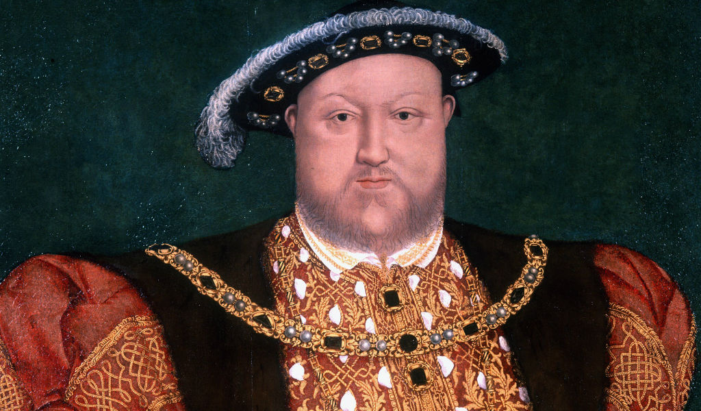 Henry 8th owned everyone's souls